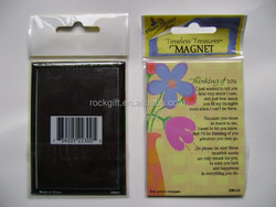 Iron country souvenir custom fridge magnet