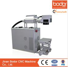 10w 20w 30w Hand held fiber laser marking machines metal engraving 100x100mm