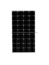Photovoltaic solar panel 130w for solar panel kit