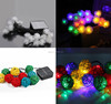 Solar Christmas light / 2 Volt Christmas mini light / 2V LED light string safe