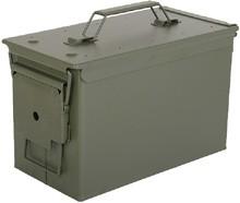 M19A1/M2A1/PA108 Металлические Патроны Могут Боеприпасов Коробки Патронов Случае