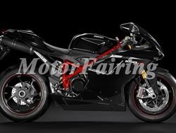 body kit for motorcycle ducati 1098 848 1198 2007 2008 2009 2010 2011black