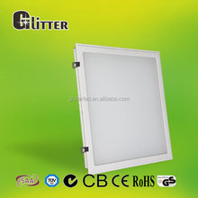 shenzhen manufacture led 600x600 ceiling panel light 36W, 120lm/w, 4320lm lux total, GS/SAA/CB/ERP/UL approved, 5ys warranty