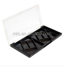 eyeshadow box Supply 12 color square Plastic transparent lid Eye shadow box