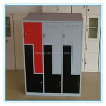 Steel Storage wholesale office z locker /changing rom locker/staff locker