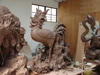 handmade animal artcraft sculpture artcraft