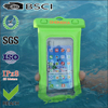 pvc mobile phone waterproof bag for samsung for iphone for htc