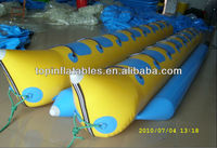 TOP 16 persons PVC inflatable water banana boat