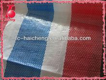 striped patio cover material,pp pe woven plastic sheet,striped pe tarpaulin