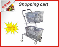 Disabled shopping trolley for all people