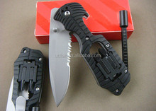 OEM 8Cr13MOV Perfect Outdoor Activity Camping Pocket Knife UDTEK01220