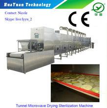 Industrial Microwave Fruit Dehydrator