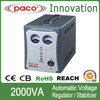 Servo Type Stabilizer 2000VA with Smart Cooling Fan