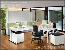Best selling three legs electric office table manufacture in Wuxi JDR