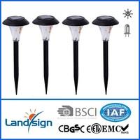 Cixi landsign outdoor garden cheap solar light series solar pond lights for garden cheap solar light