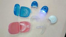 Bandejas de la boca, dentaduras, blanqueamiento de dientes boca bandeja