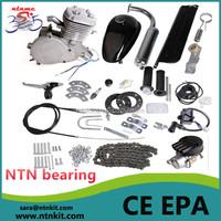 Motor para motocicleta/ 80cc Motor para bicicleta kit/ Gas moped with pedals