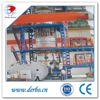 8mm copper wire rod casting and rolling line