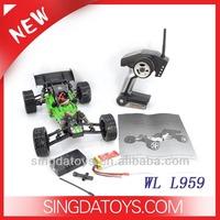 2.4GHz 1:12 High speed RC monster truck wltoys l959 rc car