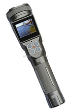 1.5 Inch TFT LCD cheap police rechargeable led diving flashlight