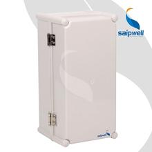 Saipwell 380 x 190 x 180 mm abs elétrica pedal board com dobradiça
