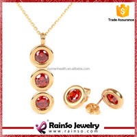 Wholesale exquisite charm jewelry sets