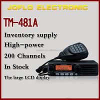 TM-481 TM481 UHF400-470MHz Radio taxi communications systems