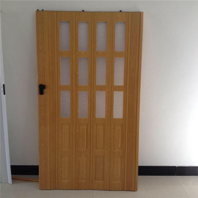 Puertas correderas acordeon cool puertas biombo con - Puertas acordeon madera ...
