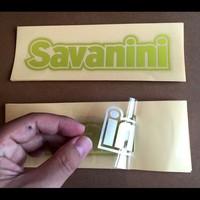 3M Transparent reflective vinyl stickers Die Cut Car window decals