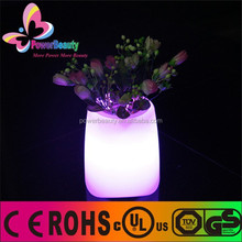 fashion 3D lighting mini led speaker led pot lighting speaker