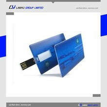 shenzhen factory low cost 2 sides printing usb card flash drive