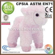 Minion 25cm standing toys plush sheep for 2015