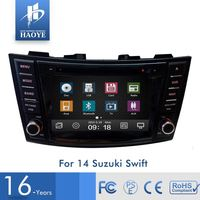 Competitive Price China Supplier Touch Screen Car Dvd For Suzuki Swift