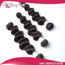 100% natural hot sale chinese straight hair