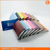 SY colorful pvc promotion metal leather business cardholder