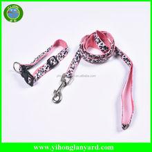 Custom Pet Product/ Nylon Dog Collar/Wholesale Dog Leash