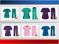 OEM-Z(W) scrubs brand uniforms / pictures nursing uniforms / hospital uniform