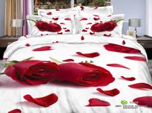 Egyption Cotton Bed Linen With Duvet Cover Sets Bedding Set