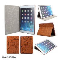 Colorful flipover replacement back cover for ipad 2