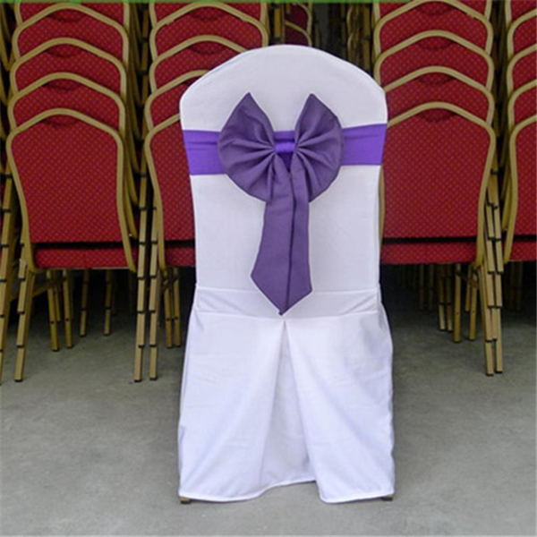 wholesale stacking white wedding chairs for sale