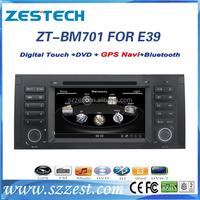 ZESTECH dvd car audio system for BMW E39 5 Series(1996-2003), for BMW X5 E53 Series(1999-2006), for BMW M5 (1996-2003)
