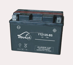 12V 9Ah Rechargeable Motorcycle Battery