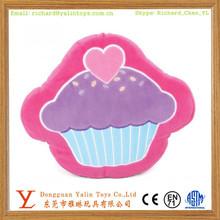 Cupcake Plush Cushion by Cubby House Kids