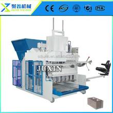 machine china manufacturer QMY12-15 block making machine price list/concrete block making
