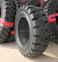 forklift and scraper solid tires 7.00-12,6.50-10,6.00-9,5.00-8