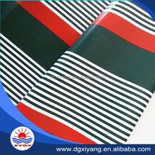 awning stripe pvc canvas tent stripe tarps