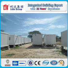 Well-designed prefabricated house decorative sandwich panel one bedroom small prefab houses