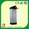 E-Bike Battery LiFePO4 36V 10Ah with aluminum box