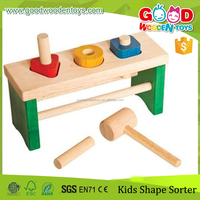 2015 Educational Play Set Handicraft Wooden New Toy for Sale