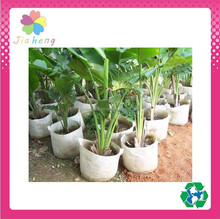 nonwoven tree planting grow bag/nonwoven agriculture plant pot cover/artificial flower